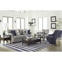 Craftmaster 776850 Transitional Queen Sofa Sleeper with Sock-Rolled Arms