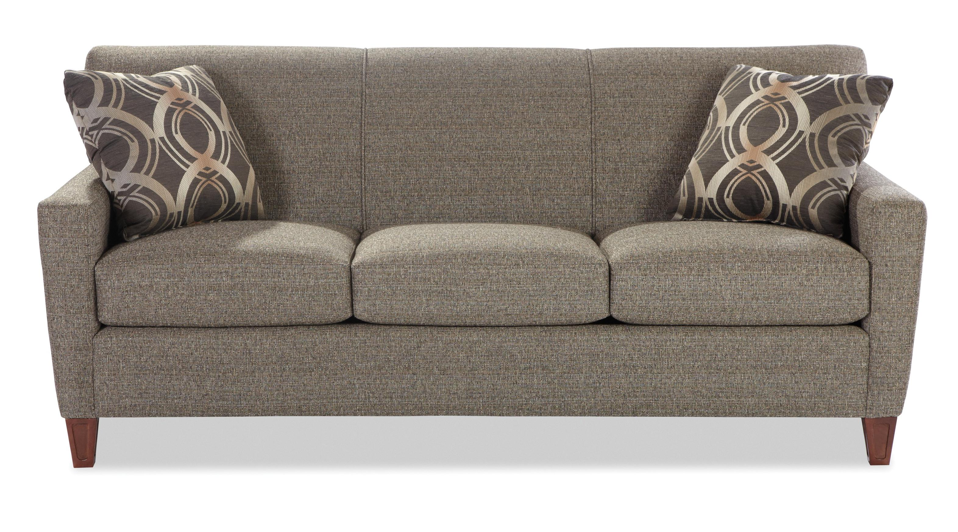 Contemporary Sofa By Craftmaster Wolf And Gardiner Wolf Furniture