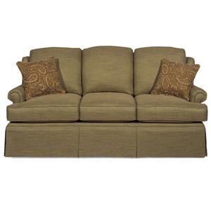 Craftmaster 922000 Traditional Full Sofa Sleeper