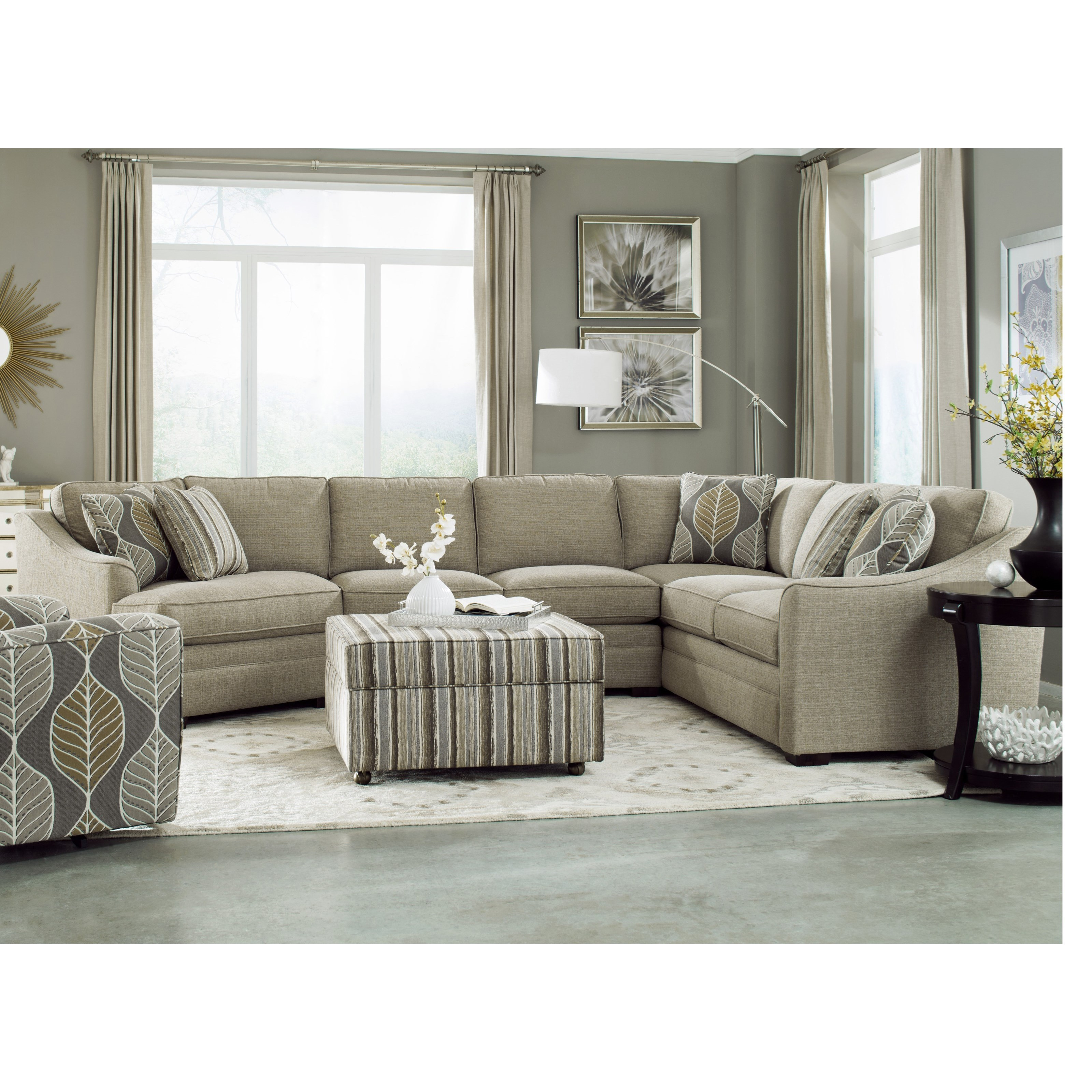 separately shipping free america sectional overstock leather furniture gel modular contemporary pieces of sold today ottoman draven garden with product grey home piece