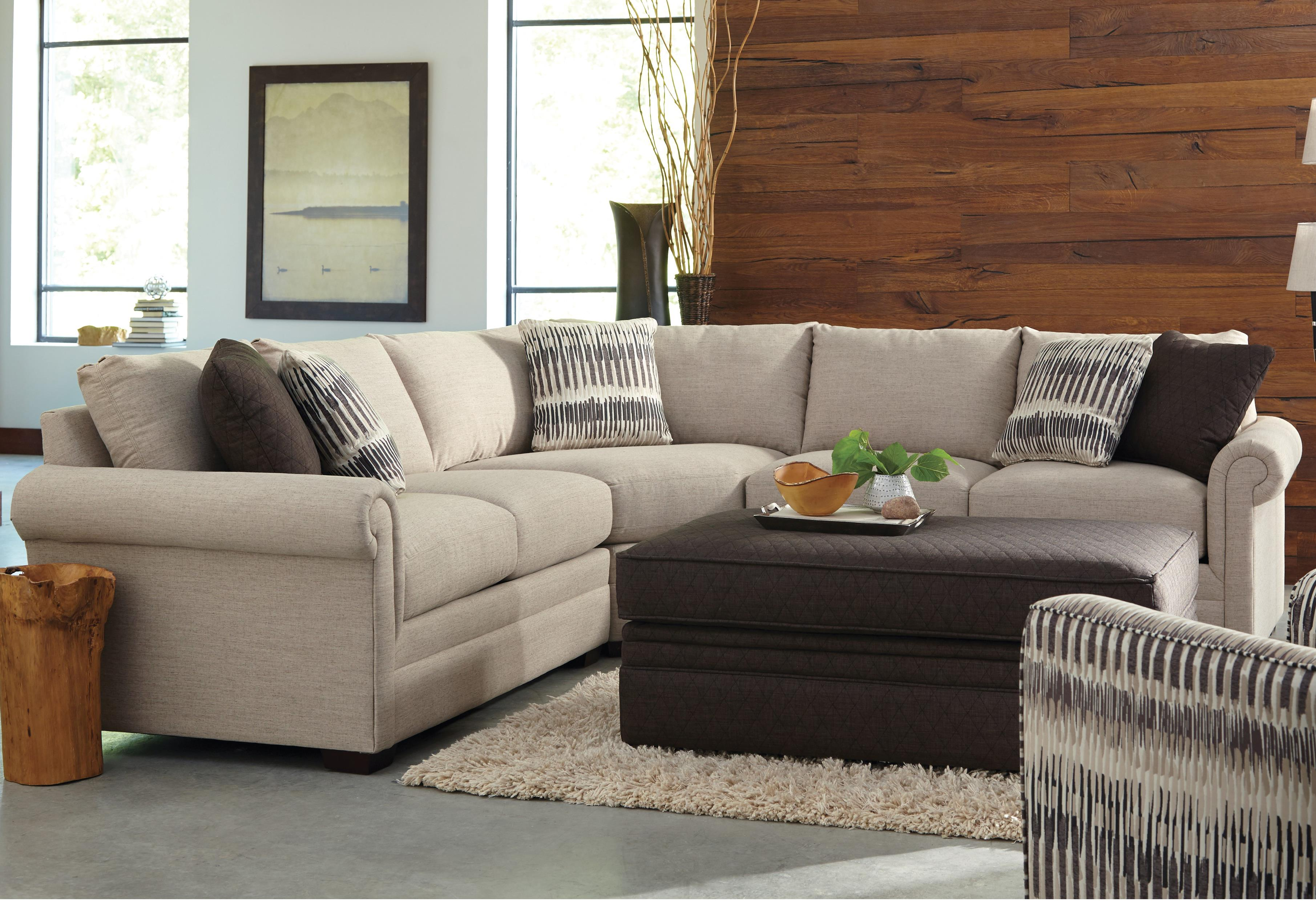 U003cbu003eCustomizableu003c/bu003e 3 Piece Sectional ...