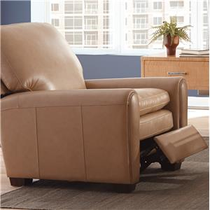Craftmaster L142000 High Leg Recliner