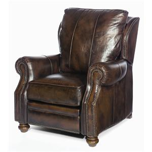 Craftmaster Leather Recliners and Ottomans Leather Recliner