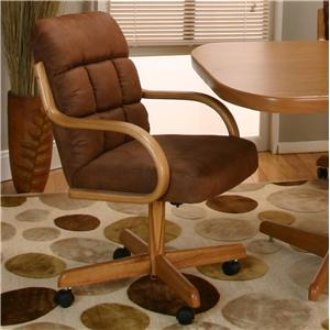 Cramco, Inc Cramco Motion - Atwood Cocoa Microsuede Chair