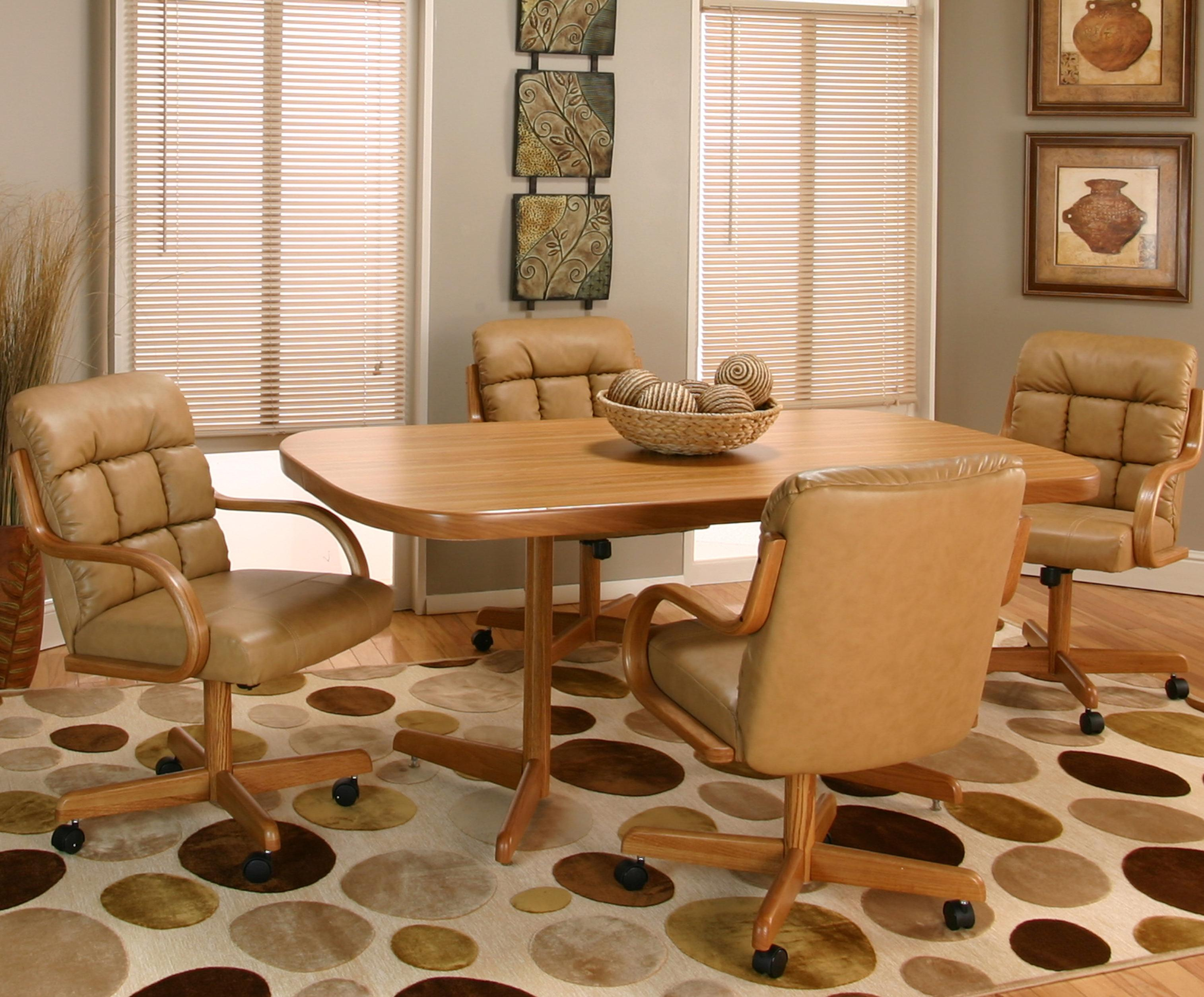Rectangular Casual Dinner Table By Cramco Inc Wolf And Gardiner Wolf Furniture