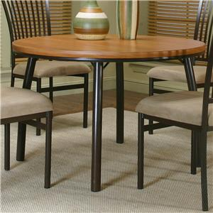 Cramco, Inc Cramco Dinettes - Bellevue Round Laminate Counter Height Table
