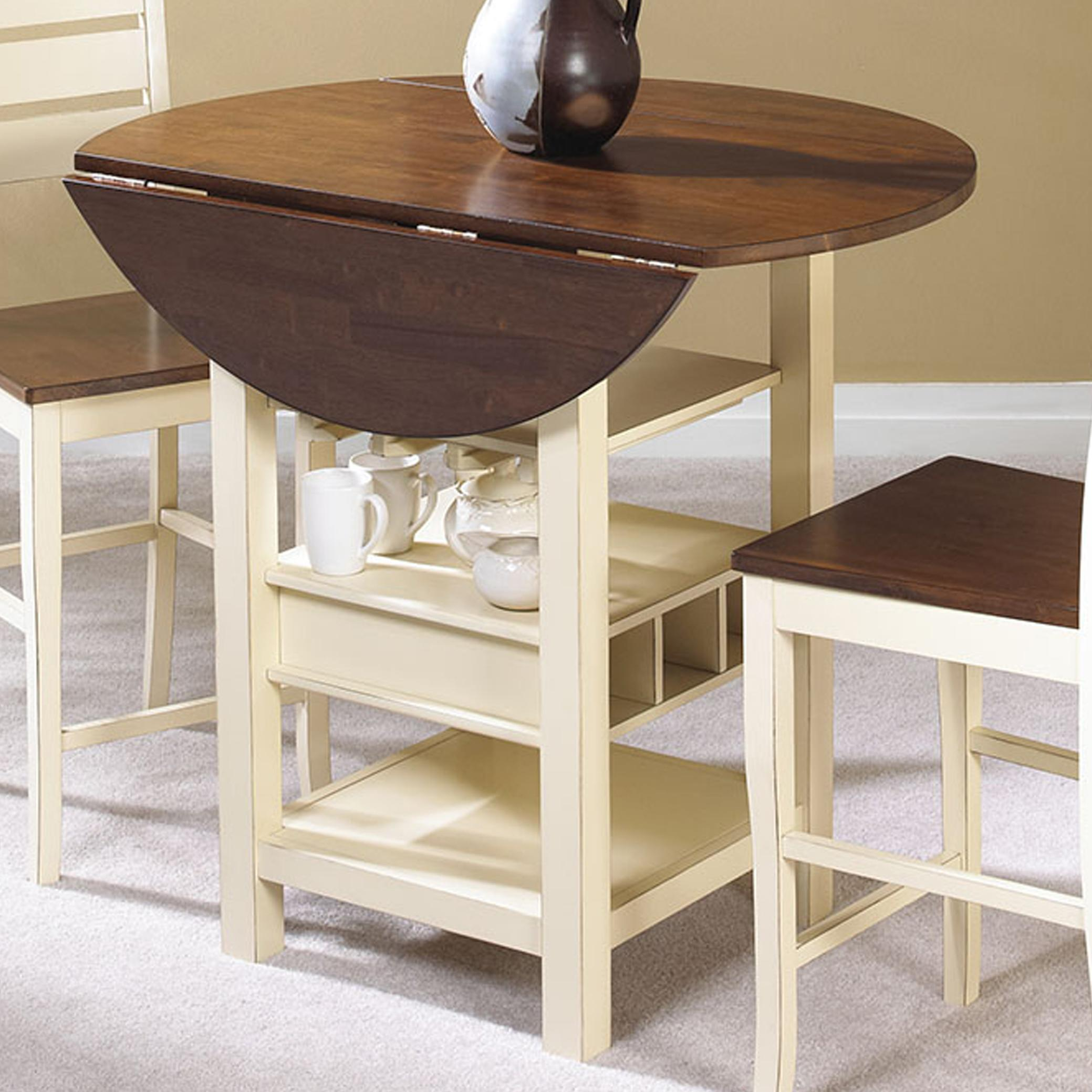 Delicieux Drop Leaf Pub Table