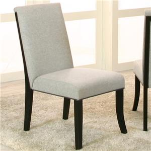 Morris Home Furnishings Chicago Chicago Side Chair