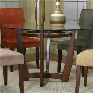 Cramco, Inc Contemporary Design - Parkwood Round Dining Table