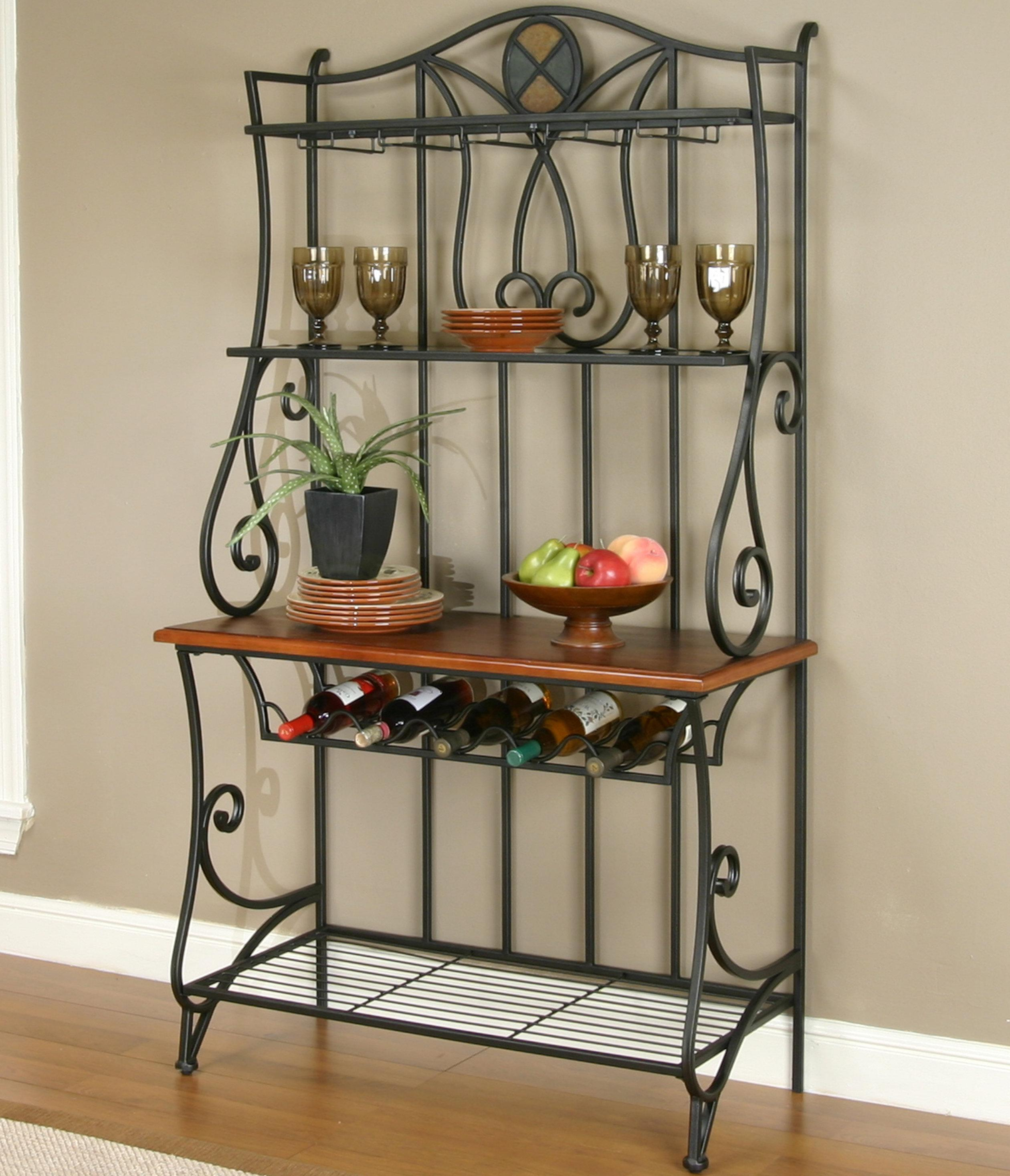 Dining Room Bakers Rack By Cramco Inc Wolf And