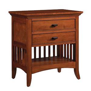 Cresent Fine Furniture Cresent Classics - Modern Shaker ONE ONLY FLOOR SAMPLE
