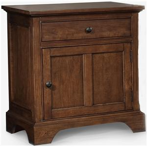 Cresent Fine Furniture Retreat Cherry Nightstand