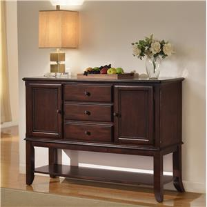 Crown Mark Merlot Side Board