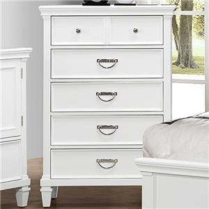 Crown Mark B9100 Chest of Drawers