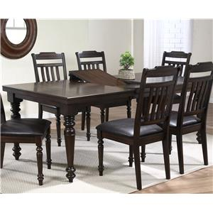 Crown Mark Brayden Dining Table