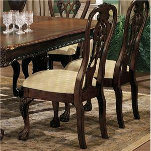 Crown Mark Brussels Dining Side Chair