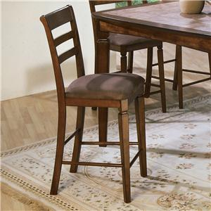 Crown Mark Colony Counter Height Chair