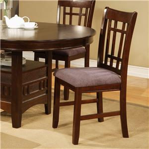 Crown Mark Empire Dining Side Chair