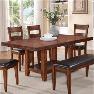 Crown Mark Peyton Dining Table
