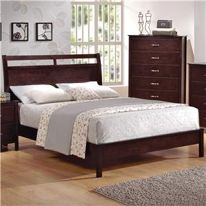 Crown Mark Ian Full Platform Bed