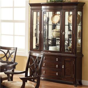 Crown Mark Catherine China Cabinet