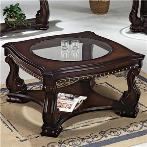 Crown Mark Madison Coffee Table