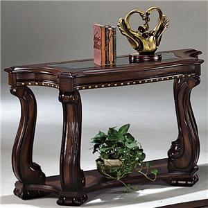 Crown Mark Madison Sofa Table