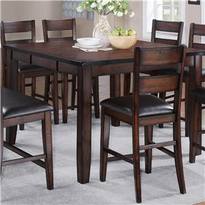 Crown Mark Maldives Counter Height Table