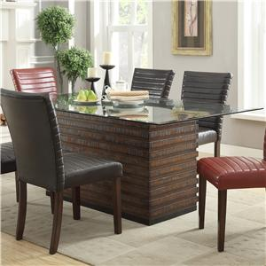 Crown Mark Micah Dining Table