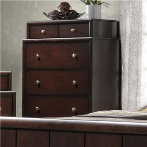 Crown Mark Essex Chest of Drawers