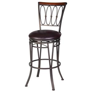 "CYM Furniture Bar Stools Accent 30"" Dynasty Bar Stool"