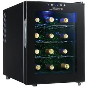 Danby Wine Coolers and Beverage Centers 12 Bottle Wine Cooler