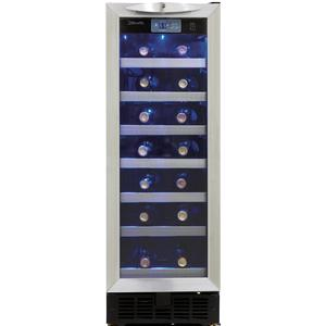 Danby Silhouette Collection 2.5 Cu. Ft. Wine Cooler
