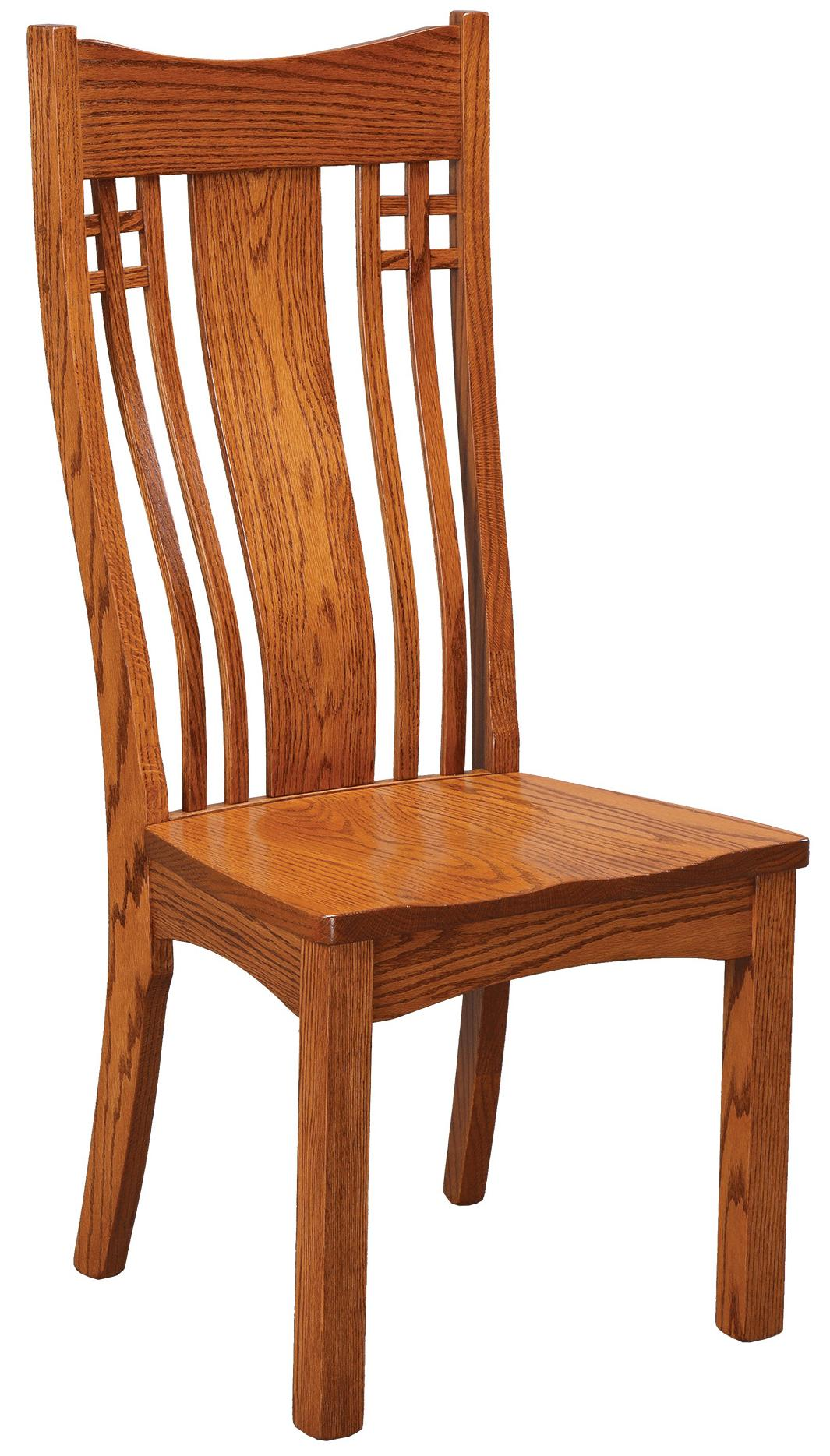 Larson Mission Dining Side Chair by Daniel s Amish