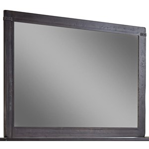 Solid Wood Tall Wide Mirror