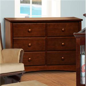 Delta Children's Products Bentley  Dresser