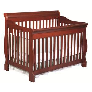 Delta Children's Products Canton 4 in 1 Crib