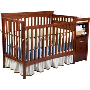 Delta Children's Products Crib and Changing Table Combos Padrona Crib and Changer