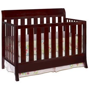 Delta Children's Products Fifth Avenue 4 In 1 Crib
