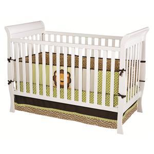 Delta Children's Products Glenwood Sleigh Crib