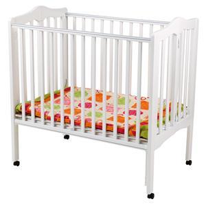 Delta Children's Products Portable Cribs Non-Dropside Portable Crib