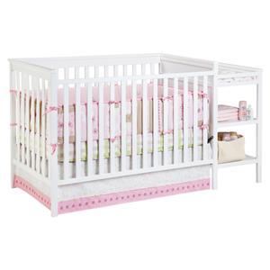 Delta Children's Products Sanibel  Crib & Changer