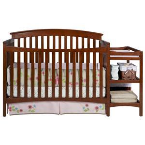 Delta Children's Products Walden  Crib and Changer