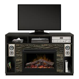 2 pc Media Mantel with 33