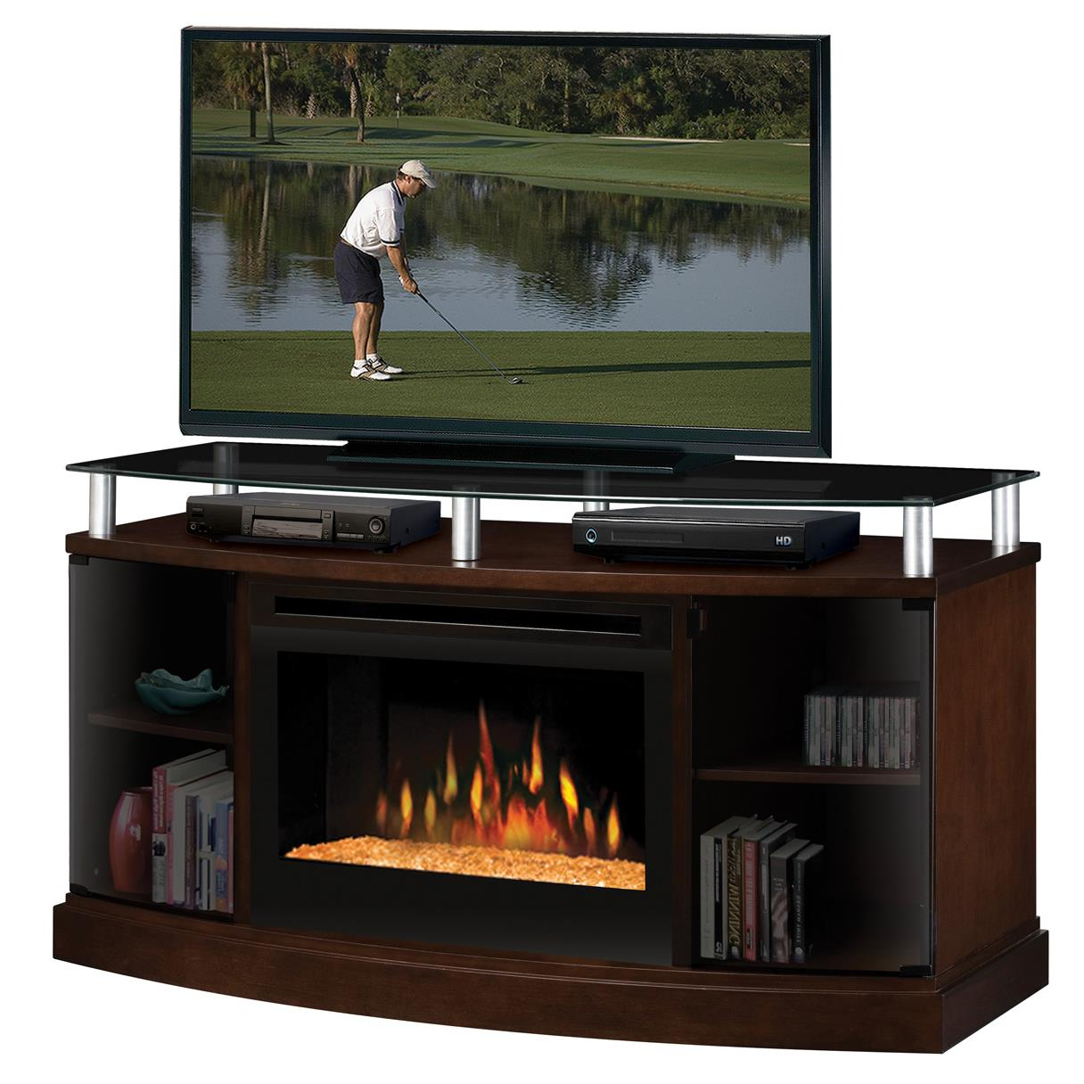 Windham Electric Fireplace By Dimplex Wolf Furniture
