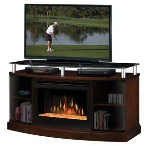 Dimplex Media Console Fireplaces Windham Electric Fireplace
