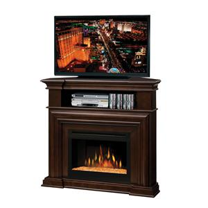 Dimplex Media Console Fireplaces Complete Montgomery Media Console