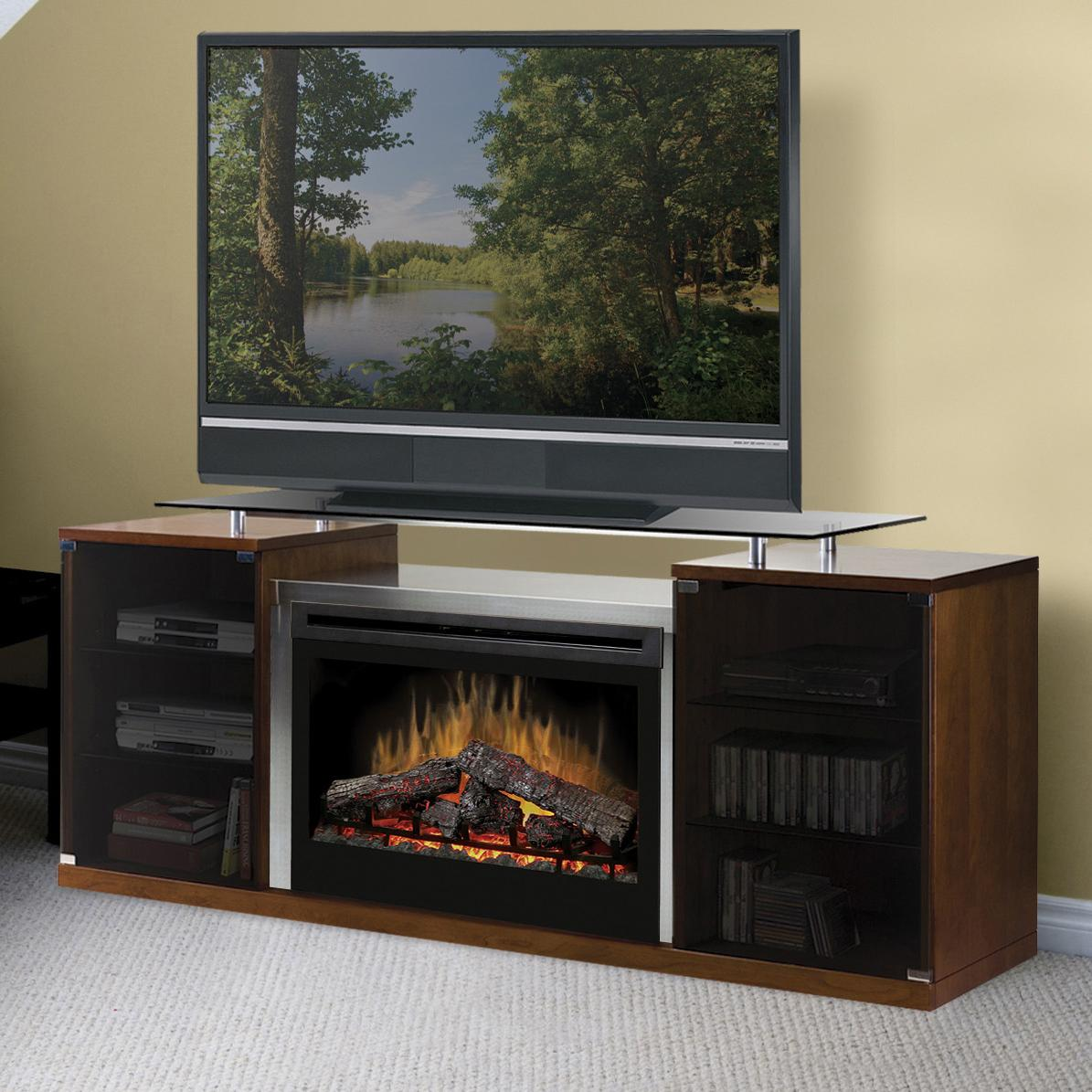 Marana Media Console Electrical Fireplace By Dimplex
