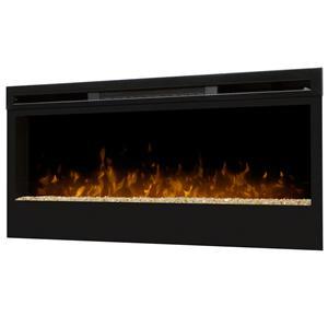 "Dimplex Wall Mount Fireplaces 50""Linear Firebox"