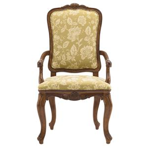 Drexel Heritage® At Home in Belle Maison Royal Arm Chair
